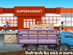 Milk Factory Farm Cooking Game 1.0.9 Screenshot