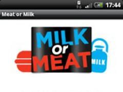 Milk or Meat - The Kosher App 1.4 Screenshot
