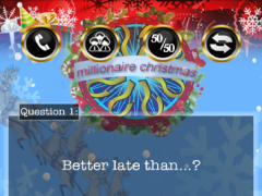 Millionaire Christmas 2016 3.6 Screenshot