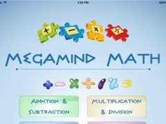 Mind Math : Fun Education Learn Study grade School for Kids basic simple child calculate addition subtraction multiplication devision mini game by smart calculator 1.1 Screenshot