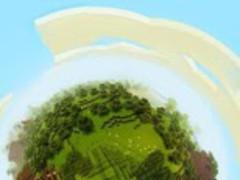Minecraft 3D Live Wallpaper 1.0 Screenshot