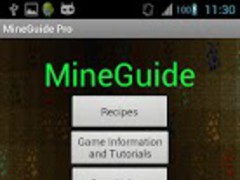 MineGuide Pro - for Minecraft 1.3.1 Screenshot