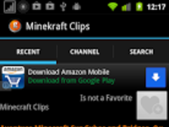 Minekraft Clips 2.0 Screenshot