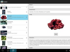 Minerals & Gemstones 3.5 Screenshot