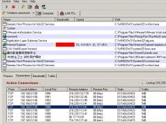 MING Bandwidth Monitor PRO 2.0 Screenshot
