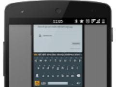 Minglish Marathi Keyboard+ Eng Free Download