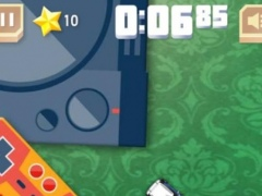 Mini Race Rush 0.1 Screenshot
