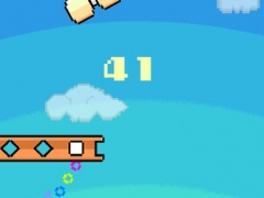 MiniCopters - Pixel Art Swing Fun Action 1.1.0 Screenshot