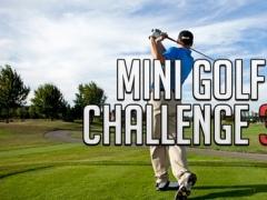 Minigolf Challenge 3D 1.0 Screenshot