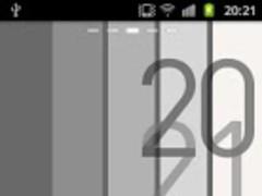 Minimalistic GO Launcher EX 1.0 Screenshot