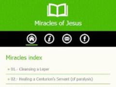 Miracles of Jesus 1.1 Screenshot