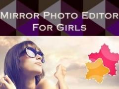 Mirror Photo Editor for Girls 1.2 Screenshot