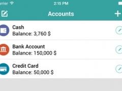 MISA Financial Book 5.1 Screenshot