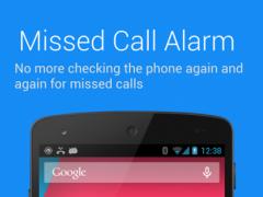 Missed Call+ (Alarm) PRO 1.3.3 Screenshot