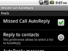 Missed Call AutoReply 0.5 Screenshot