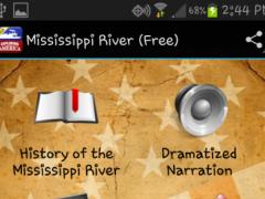 Mississippi River (free) 1.0 Screenshot