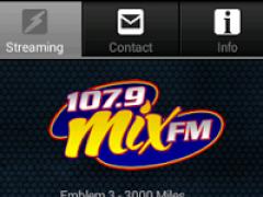 Mix 107.9 1.5.1 Screenshot