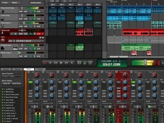 Mixcraft 7.0 Screenshot