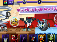 Mixels Rush 1.1 Screenshot