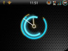Mixer CyanOrangen - CM7 Theme 1.5 Screenshot