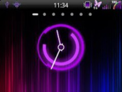 Mixer Purple - CM7 Theme 1.5 Screenshot