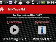 MixTapeFM™ HipHop & RnB Radio 1.1.7 Screenshot
