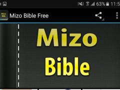 Mizo Bible Free 1.0 Screenshot