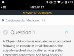 MKSAP 17 9.0.2 Screenshot