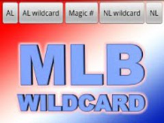 MLB Wildcard Magic Number 1.5 Screenshot