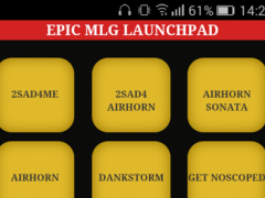 MLG Launchpad 1.0.0 Screenshot