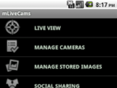 mLivecams 1.0.3 Screenshot