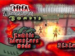 MMA Zombie 2 Screenshot