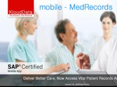 mMR (mobile Medical Records) 2.0 Screenshot