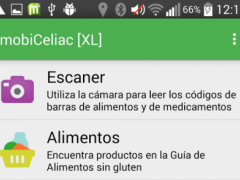 mobiCeliac [XL] 2.7 Screenshot
