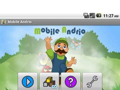 Mobile Andrio (Full) 2.3.1 Screenshot