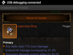 Mobile Armory for Diablo 3 2.1.0 Screenshot