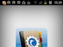 Mobile Contact Backup 1.1.1 Screenshot