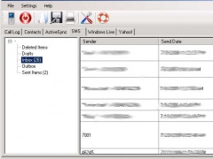 Mobile Data Viewer 1.01 Screenshot