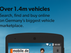 mobile.de – vehicle market  Screenshot