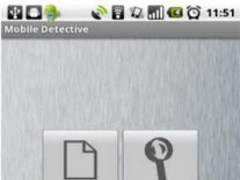 Mobile Detective 2.0 Screenshot