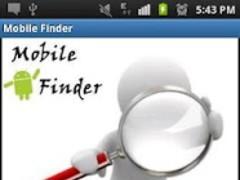 Mobile Finder 5.0 Screenshot