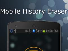Mobile History Eraser 1.01 Screenshot