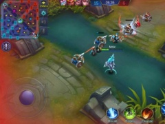 Review Screenshot - Classic MOBA Game Featuring 5v5 Battles