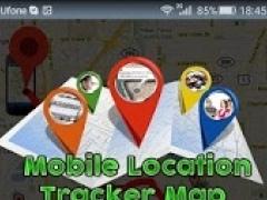 Mobile Location Tracker Map 1.1 Screenshot