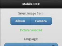 Mobile OCR Pro 1.0.7 Screenshot