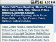 Mobile Phone Repairing 0.84.13503.02049 Screenshot