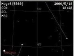 Mobile Planetarium for Java Phones 0.08 Screenshot
