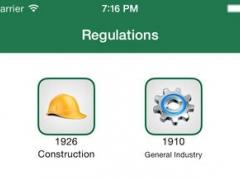 Mobile Safety Regulations 1.2 Screenshot