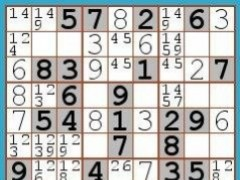 Mobile Sudoku 1.0 Screenshot