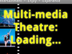Mobile Universal Theater 1.1 Screenshot